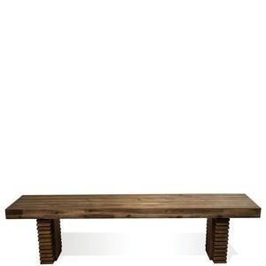 Modern Gatherings Dining Bench | Riverside