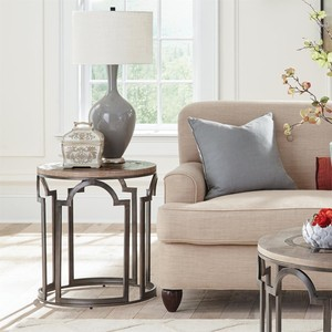 Estelle Round Side Table | Riverside