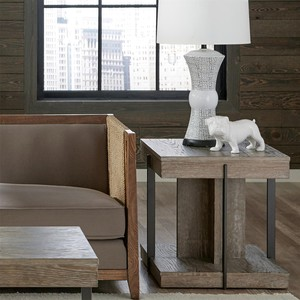 Rectangular Side Table | Riverside