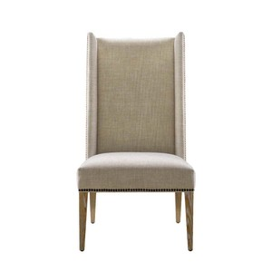 Bertrix Hemp and Linen Chair
