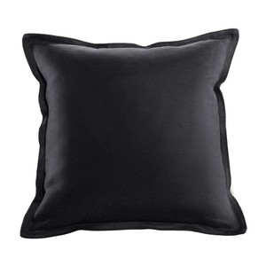 Slate Velvet Pillows