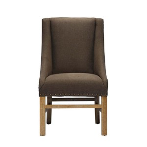 Brown New Trestle Chair
