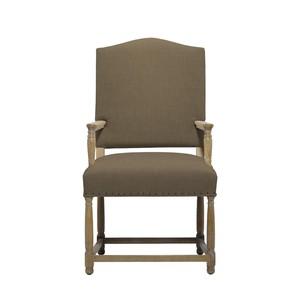Brown Eduard Arm Chair