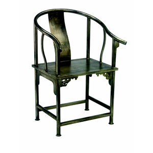 Ming Round Back Chair | Jamie Young