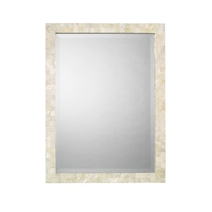 Mother Of Pearl Rectangle Mirror | Jamie Young