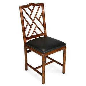 Brighton Bamboo Dining Chair   Sarreid