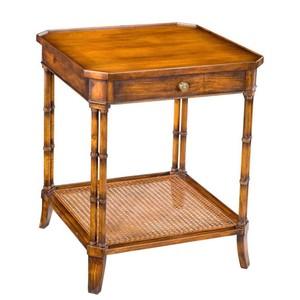 Winston Lamp Table With Shelf   Sarreid