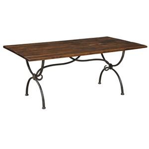 Ranch Dining Table | Sarreid