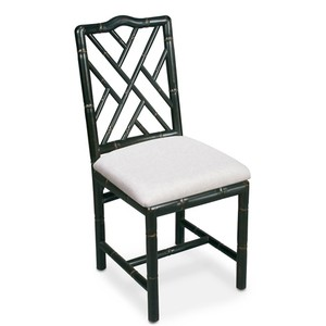 English Bamboo Side Chair | Sarreid