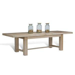 Bauhaus Dining Table Oak | Sarreid