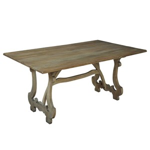 Calambac Driftwood Dining Table