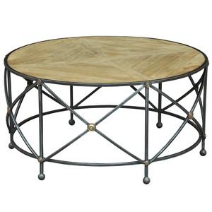 Drum & Fife Coffee Table | Sarreid