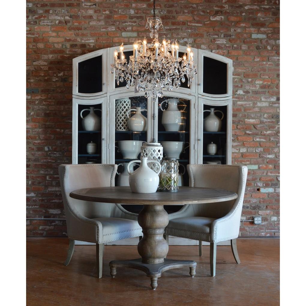 Linen Armchair | GJ Styles