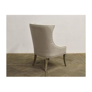 Linen Arm Chair | GJ Styles