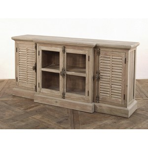 French Casement Media Console | GJ Styles