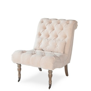 Boudoir Chair | Sarreid