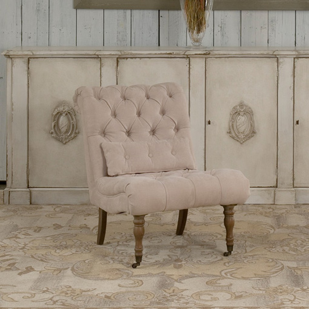 Boudoir Chair | Sarreid