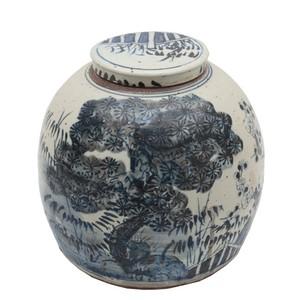 Tree Ceramic Urn | Sarreid