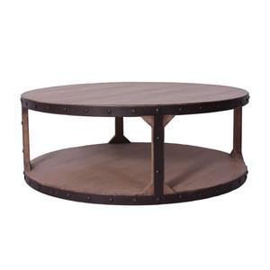 The Granada Two-Tier Coffee Table | Sarreid
