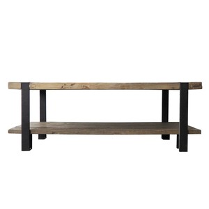 Old Elm Old Iron Coffee Table