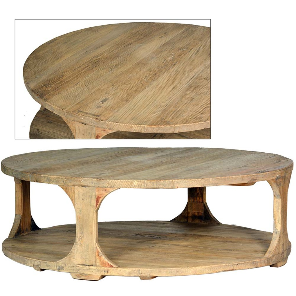 Round Coffee Table | Dovetail