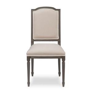 Louis XVI Squared Dining Side Chair | Sarreid