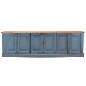 Sky Blue Sideboard | Sarreid