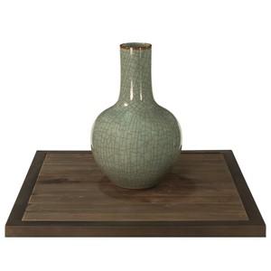 Celadon Globular Vase