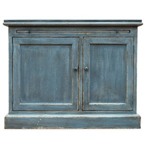 Louis French Farmhouse Style Cabinet