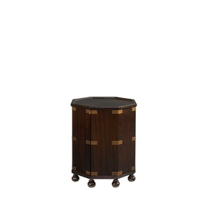 Pacific Campaign Accent Table | Tommy Bahama Home