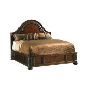 Cavallino Platform Bed 6/6 King