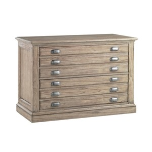 Johnson File Chest and Deck | Sligh