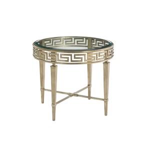 Aston Round Lamp Table | Lexington