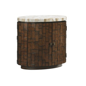 Banyan Oval Accent Table | Tommy Bahama Home