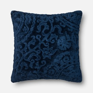 Dr. G Indigo Pillow | Loloi
