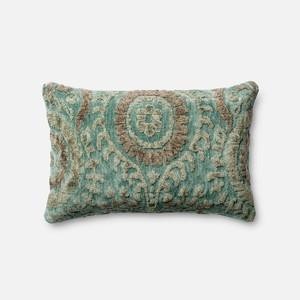 Dr. G Blue Grass Pillow | Loloi