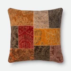 O Patch Moracco Pillow | Loloi