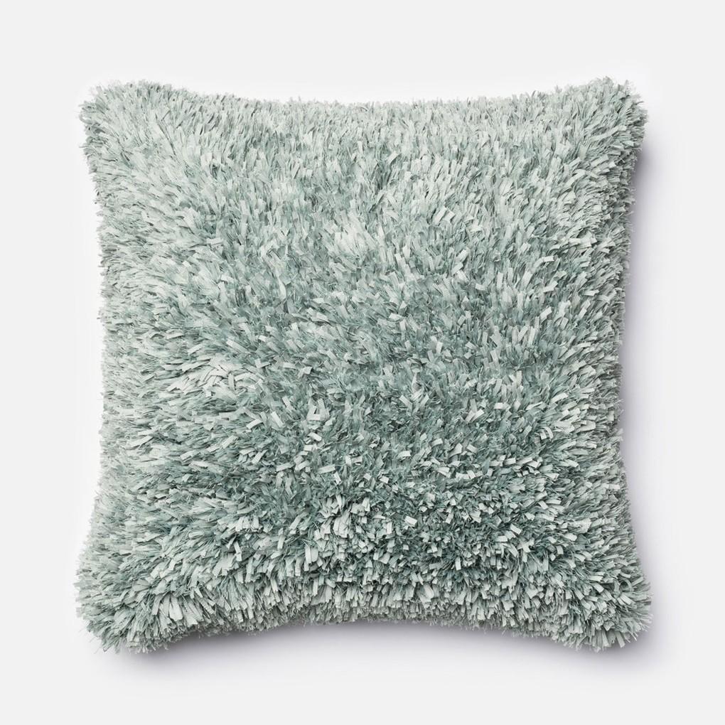Light Blue Pillow | Loloi