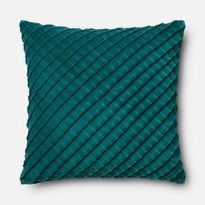 Teal Pillow