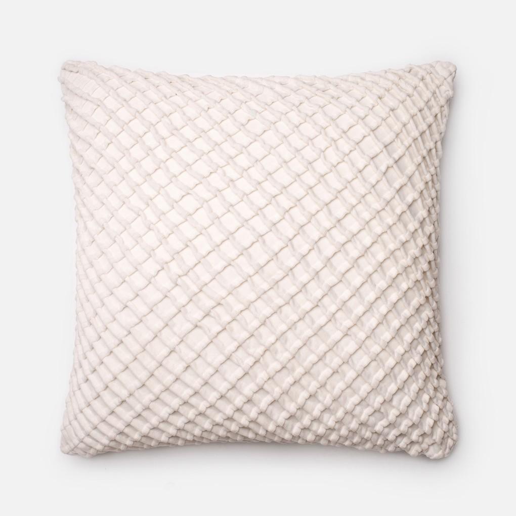 White Pillow   Loloi