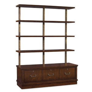 Palisade Bookcase | Hooker Furniture