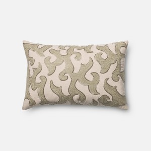 White and Beige Pillow
