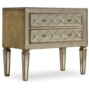 Sanctuary Avalon Two Drawer Bachelors Chest
