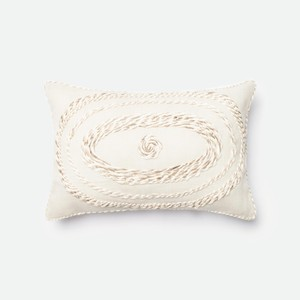 Ivory Pillow | Loloi