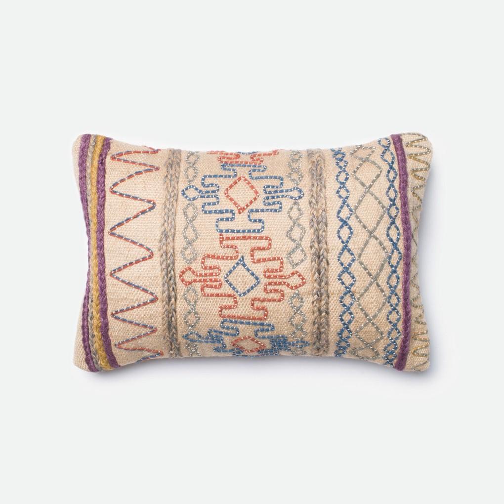 Multicolor Pillow   Loloi
