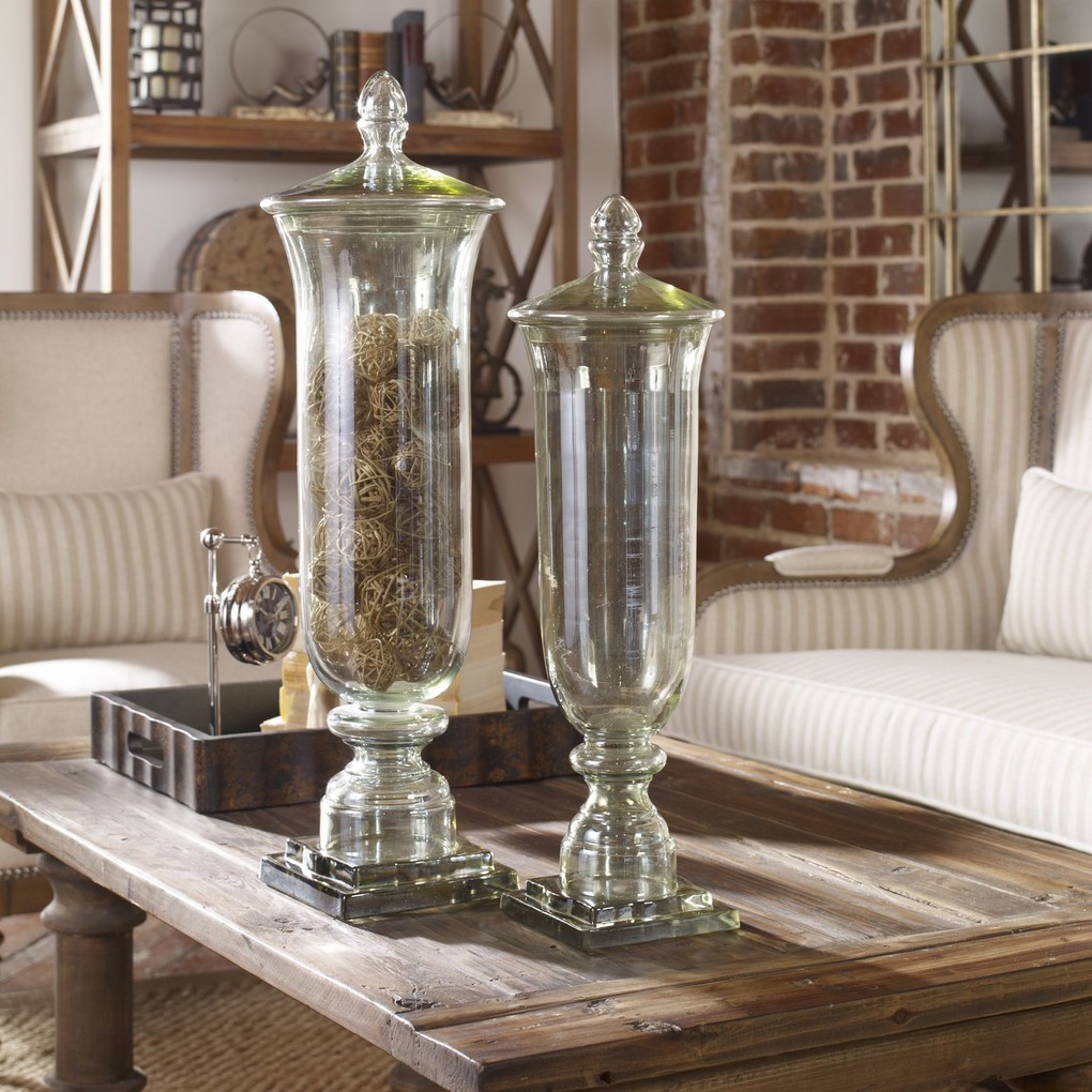 Gilli Glass Decorative Containers | The Uttermost Company