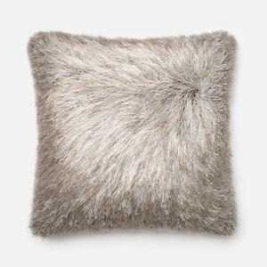 Silver Pillow | Loloi