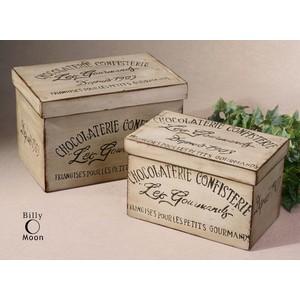 Chocolaterie Decorative Boxes