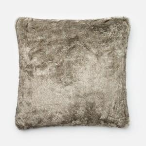 Grey Pillow | Loloi