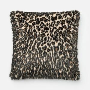 Black and Tan Pillow